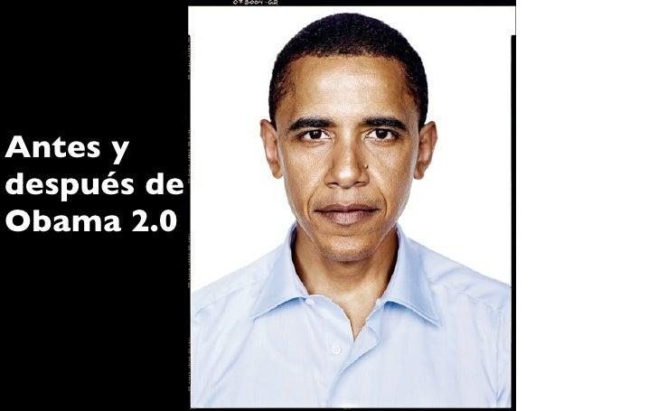 Antes y después de Obama 2.0