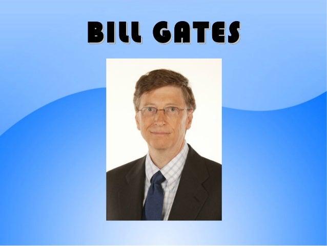 BILL GATESBILL GATESBILL GATESBILL GATES