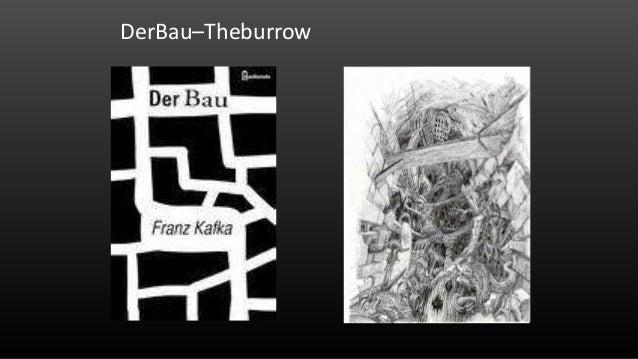 Der Bau Kafka