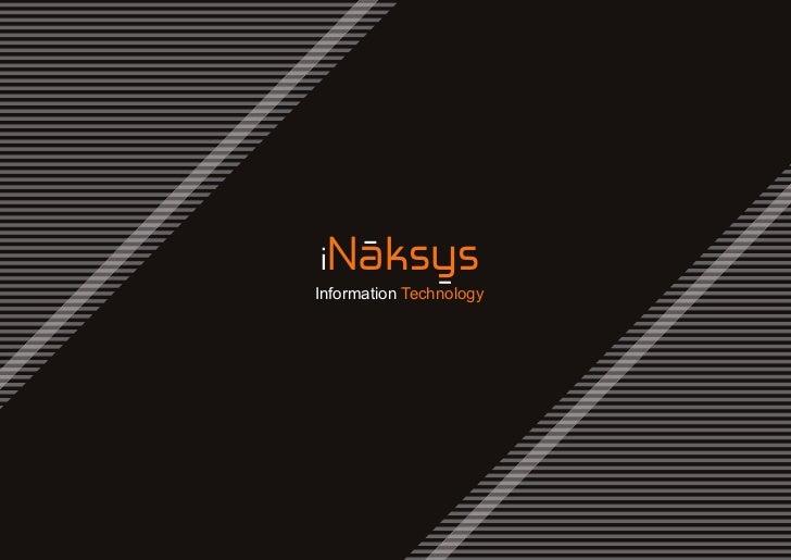 iNaksysInformation Technology