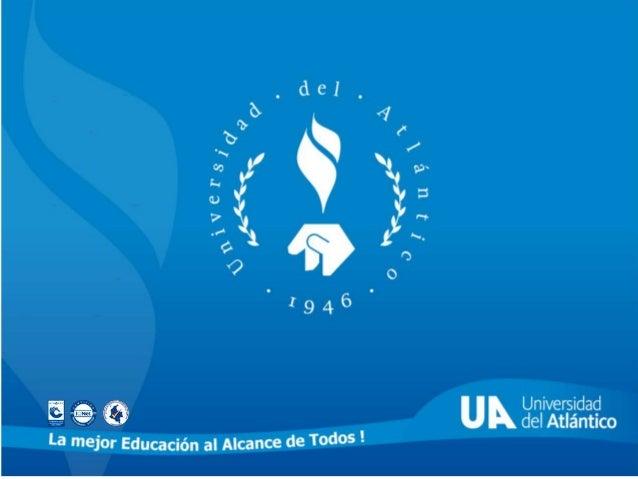 CÁTEDRA VIRTUAL DE CULTURA  CIUDADANA  UNIVERSIDAD DEL ATLÁNTICO  BARRANQUILLA - 2014