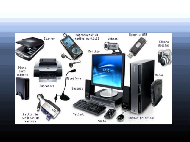 Presentaci 243 N Componentes De La Computadora