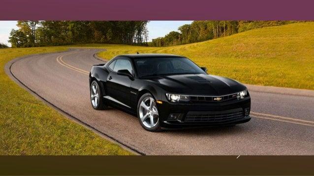 UN DEPORTIVO EXCITANTE Y ESTILIZADO Un Camaro no se compra por su diseño, a pesar de lo impactante que es, se compra por l...