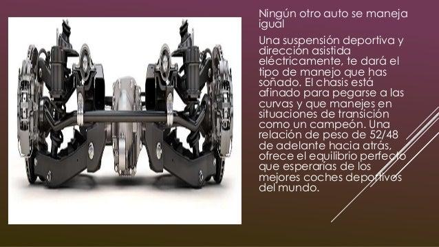  TECNOLOGÍA  Tecnología de película  El Camaro no sólo causa un gran impacto visual, también está equipado con lo últim...
