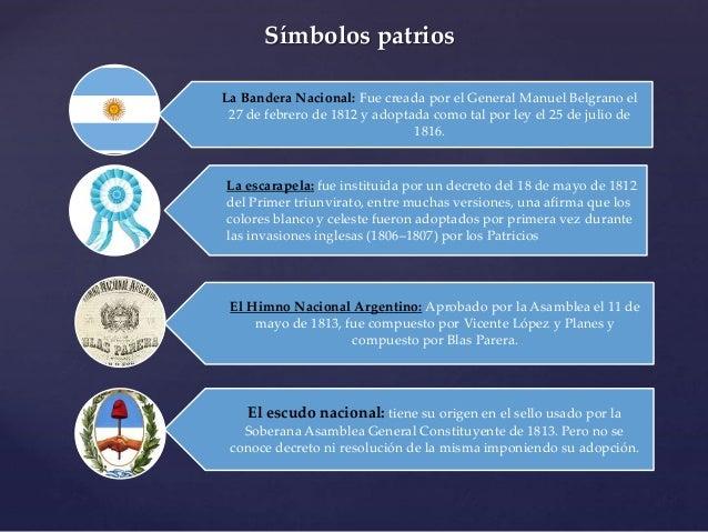 elementos de la cultura argentina Uno de los elementos más importantes de la cultura argentina son, sin duda, las costumbres argentinas los argentinos son muy sociables y les gusta reunirse.
