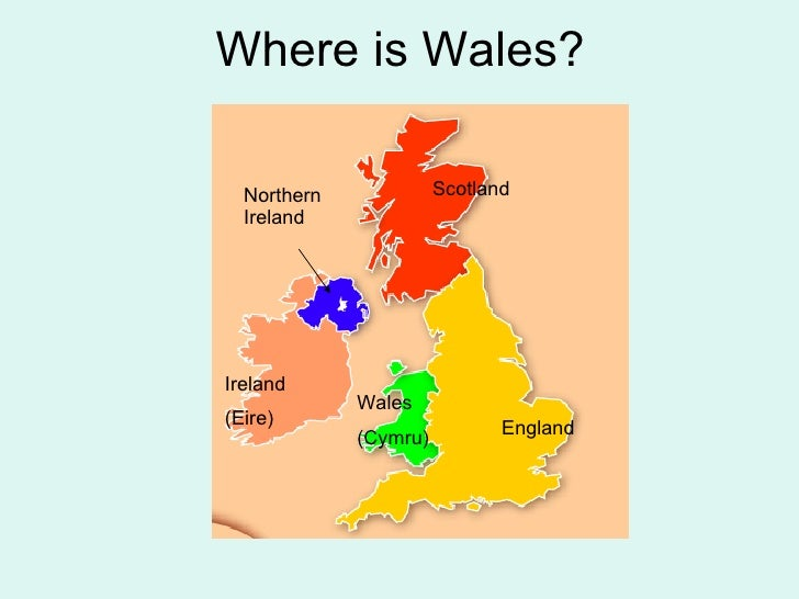 Neil Gibbons Presentation Welsh Educational System - Where is wales