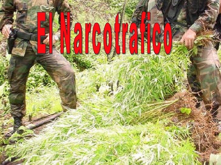 El Narcotrafico