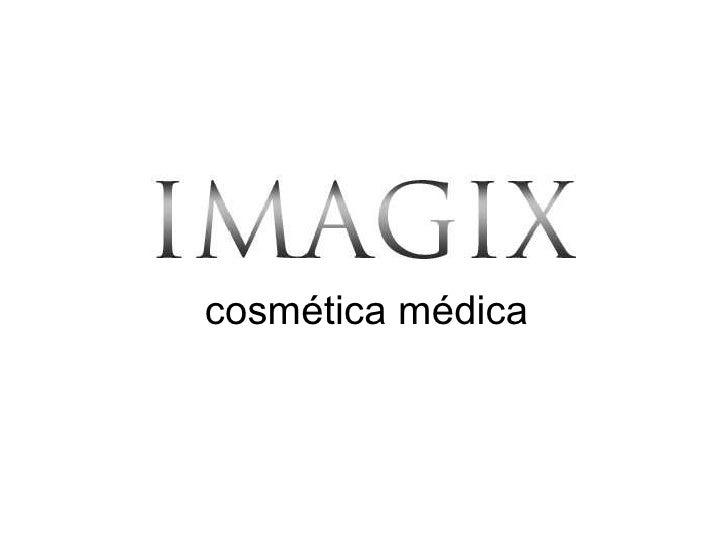 cosmética médica