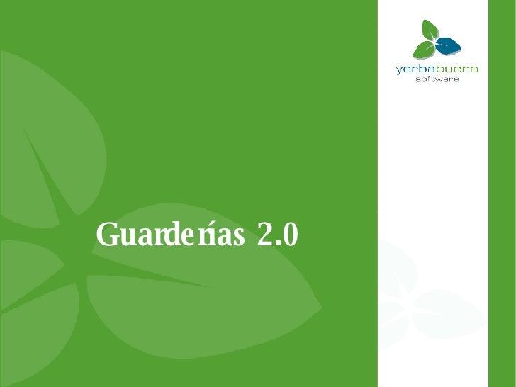 Guarderías 2.0