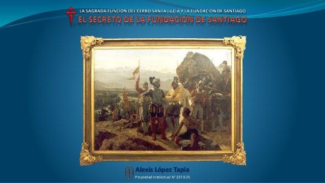 Alexis López Tapia Propiedad Intelectual N° 227.625