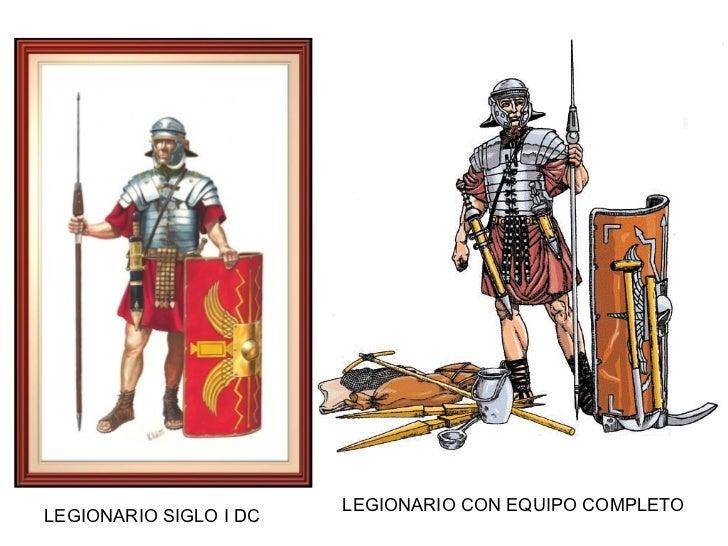 LEGIONARIO SIGLO I DC LEGIONARIO CON EQUIPO COMPLETO