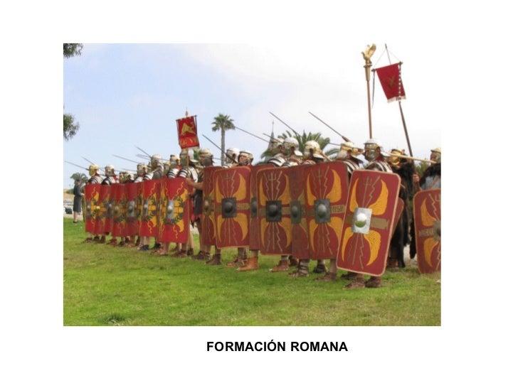 FORMACIÓN ROMANA