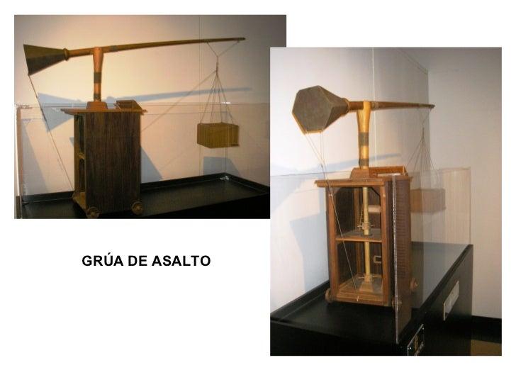 GRÚA DE ASALTO
