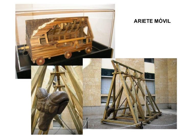 ARIETE MÓVIL