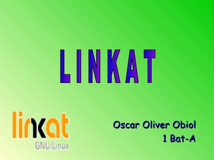 Oscar Oliver Obiol 1 Bat-A L I N K A T