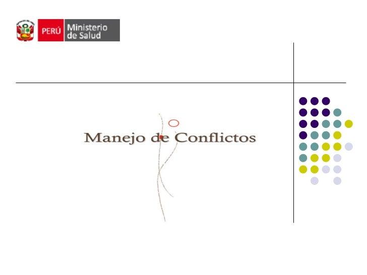 """   """"Lo importante no es saber cómo evitar o    suprimir el conflicto, porque esto suele tener    consecuencias dañinas y ..."""