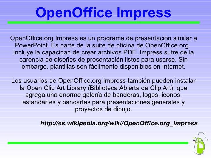 Presentacin Openoffice Impress 1201176413749091 3 Slide 2