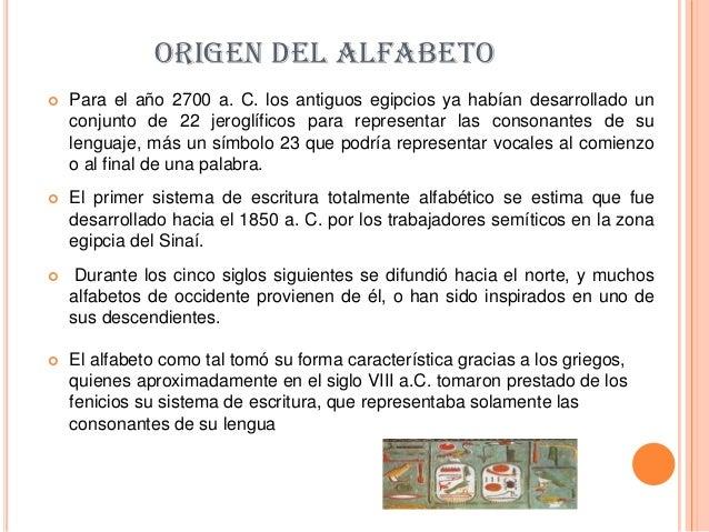 Origen del alfabeto for Significado de la palabra beta
