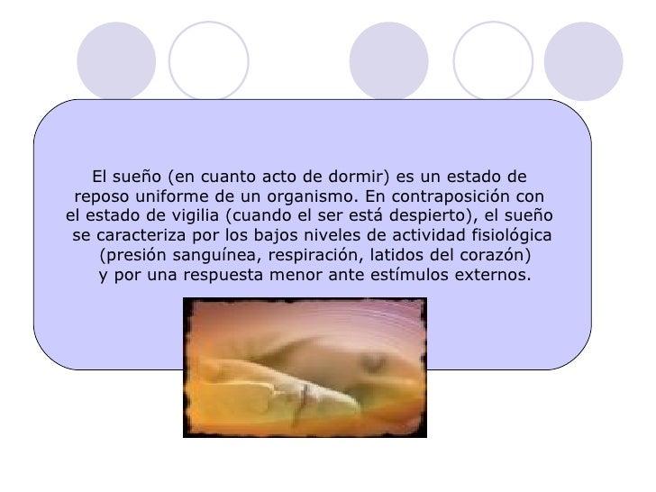 SUEÑO Slide 3