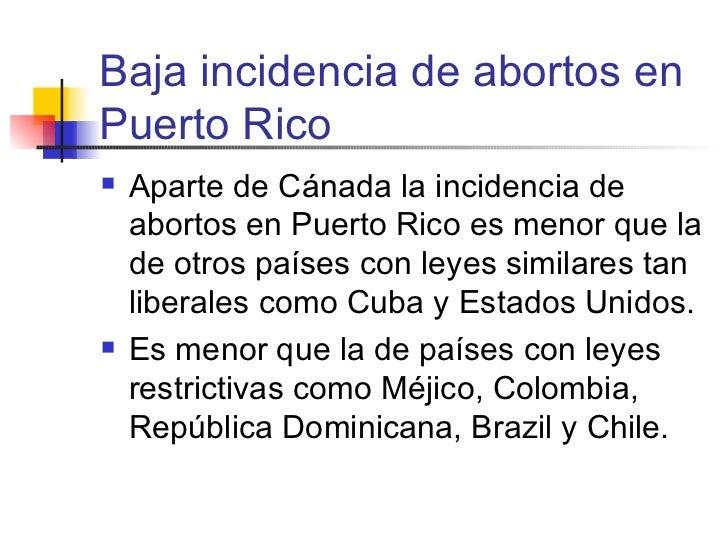 presentación sobre el aborto