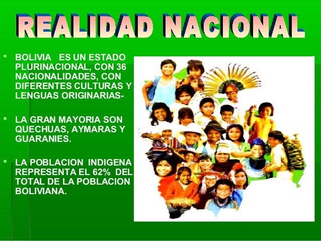 Viceministro de Medicina Tradicional e Interculturalidad de Bolivia.  Slide 2