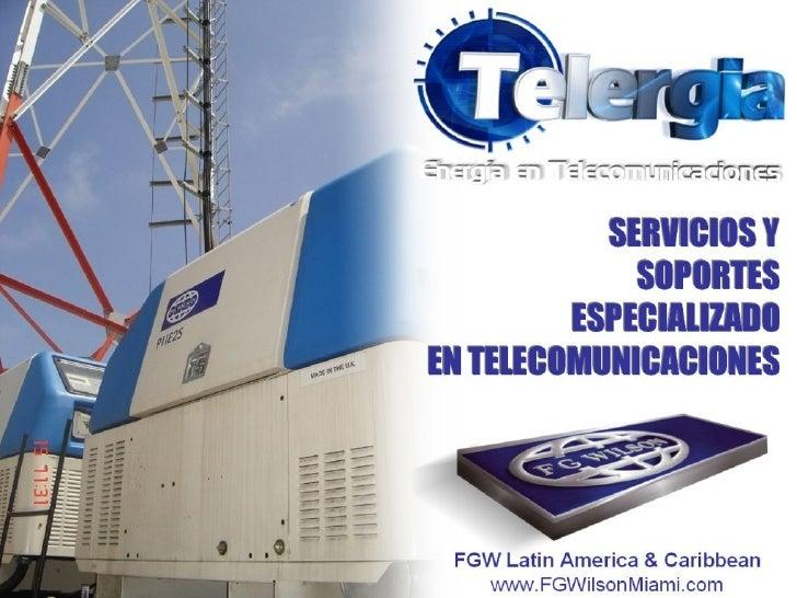 Presentación Telecom