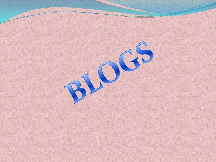 Es un sitio web periódicamente actualizado que recopila cronológicamente textos o artículos de uno o varios autores, apare...