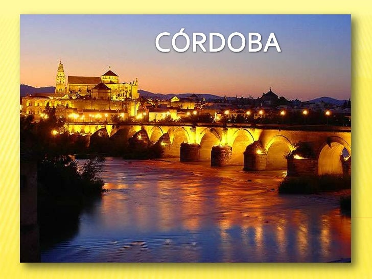 LOCATION    Córdoba is a city in Andalusia, southern Spain.    It's located on the banks of the Guadalquivir   river.  ...