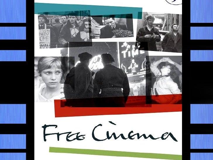 Resultado de imagen para FREE CINEMA