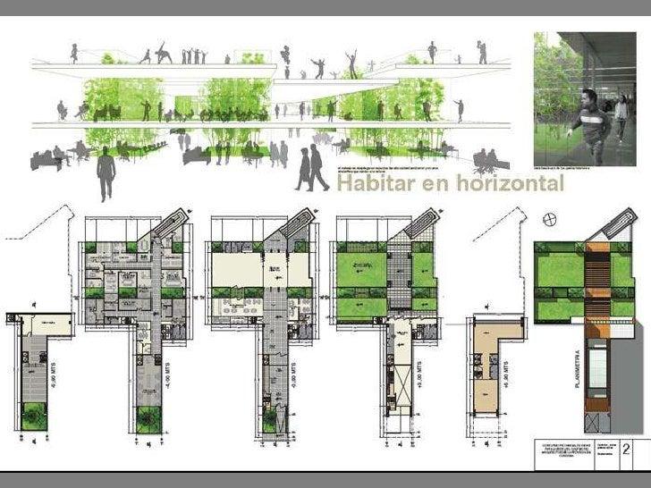 Presentaciones 2d arquitectura - Laminas antonio lopez ...