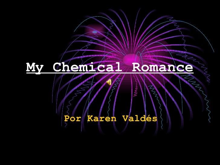 My Chemical Romance Por Karen Valdés