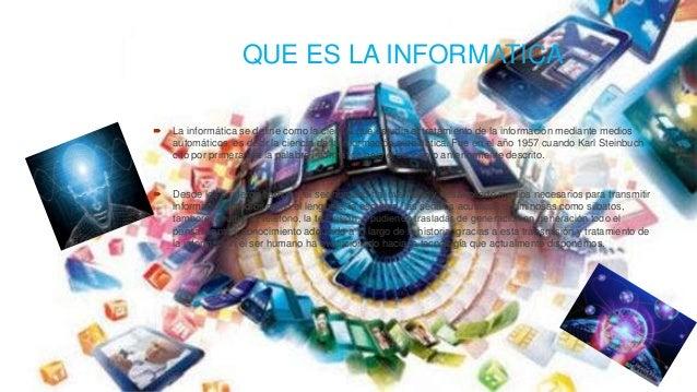 QUE ES LA TECNOLOGIA  La Tecnología se define como el conjunto de conocimientos y técnicas que, aplicados de forma lógica...