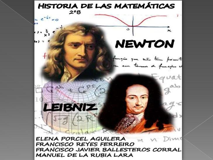 BIOGRAFÍA:ISAAC NEWTON:   • Nació en 4 de enero de 1643 en Woolsthorpe, Lincolnshire, Inglaterra.   • Sus principales idea...