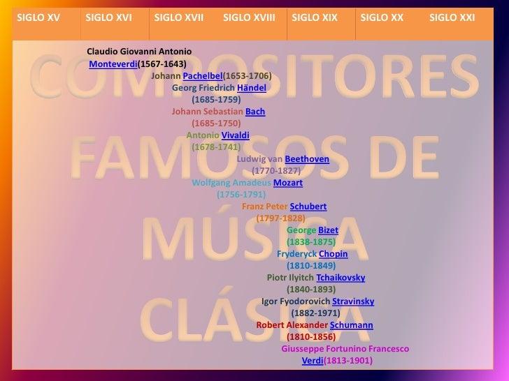 En la actualidad, existen diversos tipos de música (rock, pop, dance, tecno, disco, hip hop, rap, clásica, etc.) así como ...
