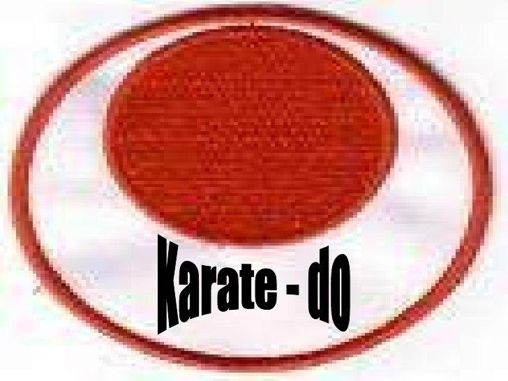 Karate - do