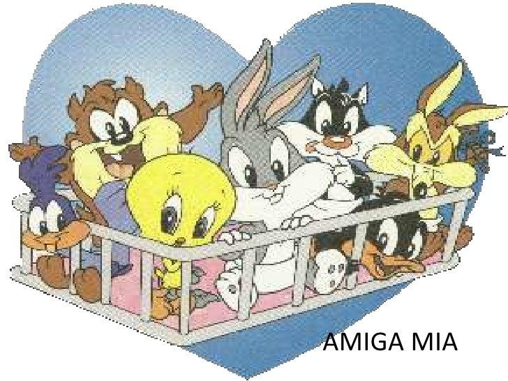 AMIGA MIA<br />