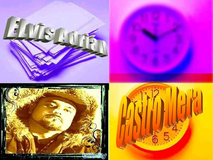 ELvis Adrián  Castro Mera