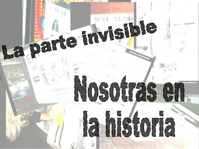 El rol de la mujer en la historiaEl rol de la mujer en la historia El rol social de la mujer ha cambiado a lo largo de la ...