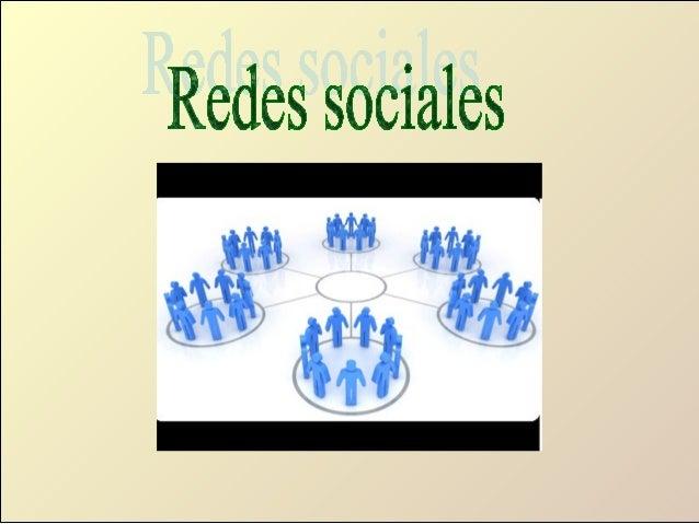 Definición de redes sociales. Una red social es una comunidad virtual donde los usuarios ingresan para interactuar con per...