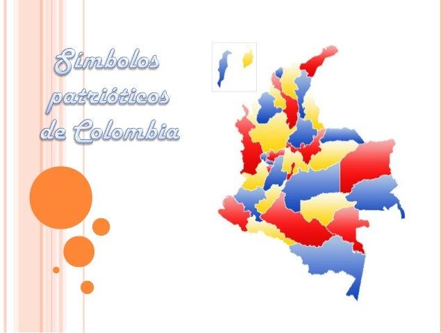 El Escudo de armas de la República de Colombia es el emblema heráldico que representa al país, y que junto con la bandera ...