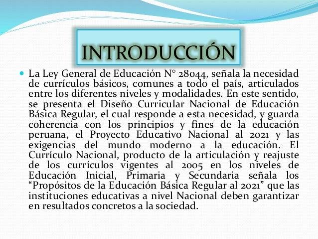 Diapositivas de dise o curricular for Diseno curricular educacion primaria