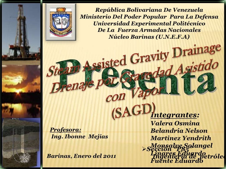 República Bolivariana De Venezuela<br />Ministerio Del Poder Popular  Para La Defensa  <br />Universidad Experimental Poli...