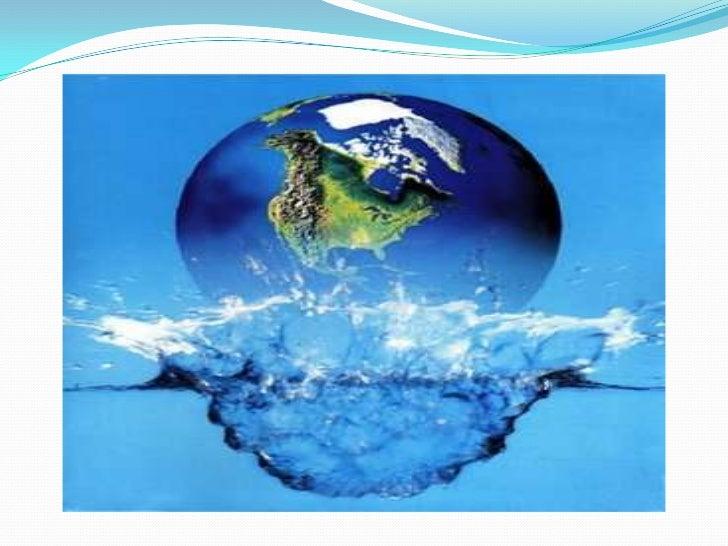 Presentación del Agua