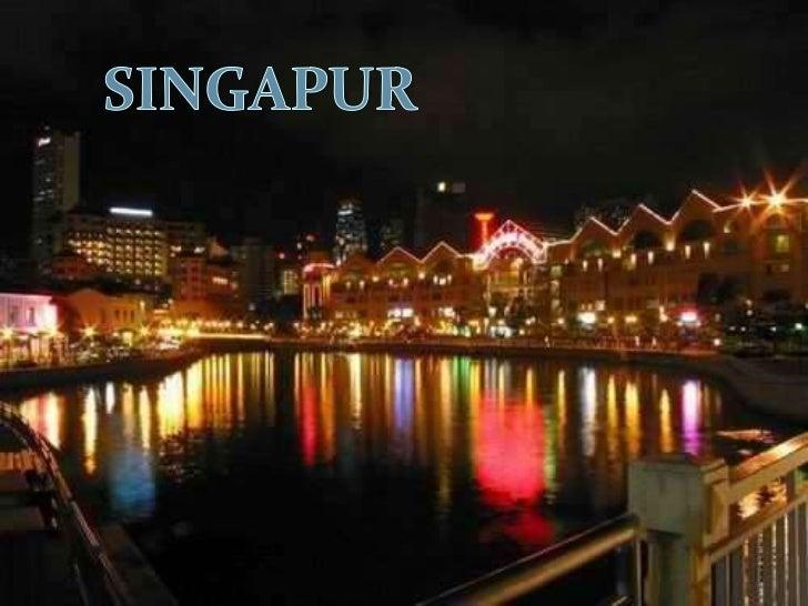 SINGAPUR<br />