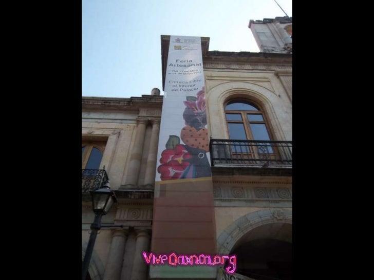 Feria Artesanal (Palacio de Gobierno)