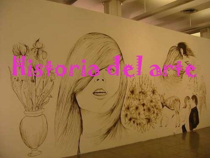 Historia del arte<br />