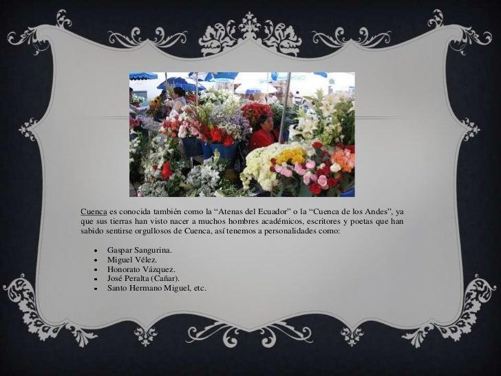 Atractivos Turisticos de Cuenca Slide 3
