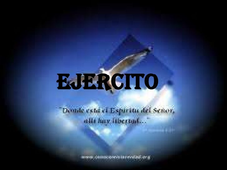 EJERCITO <br />