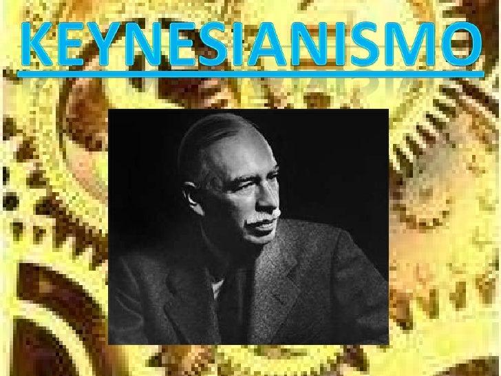keynesianismo<br />