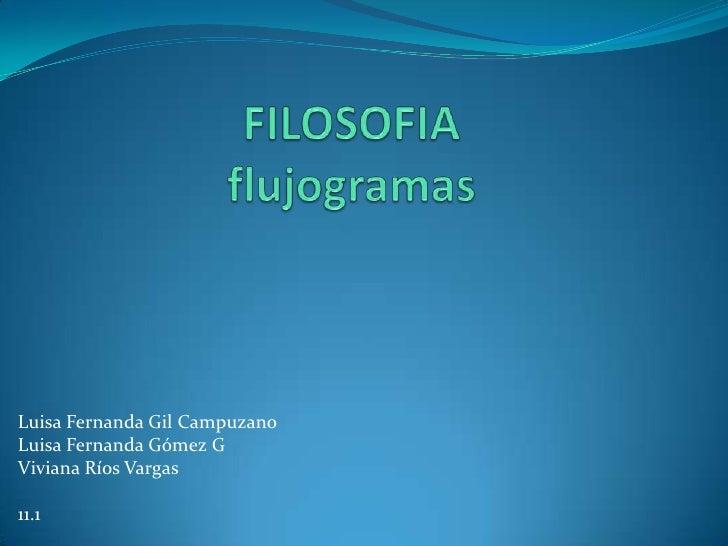 Luisa Fernanda Gil CampuzanoLuisa Fernanda Gómez GViviana Ríos Vargas11.1